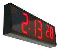 Clock Ethernet