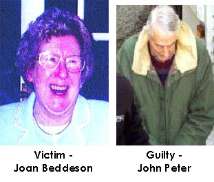 photographs of the victim and the accused