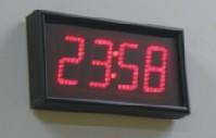 digital wall clock ub440