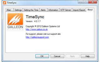 Galleon ntp Server manual