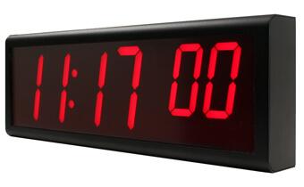 Was ist mit dem 4 Digit Network Clock enthalten