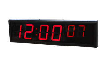 What's included with the 6 Digit NTP Clock