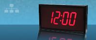 horloge synchronisée