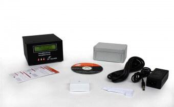 Model NTS-4000-MSF-S Serwer NTP zawartość opakowania MSF