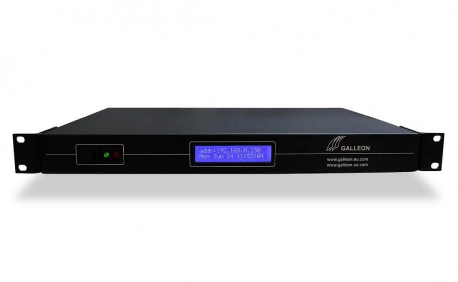 Gps Ntp Time Server Nts 6002 Gps Galleon Systems Ltd