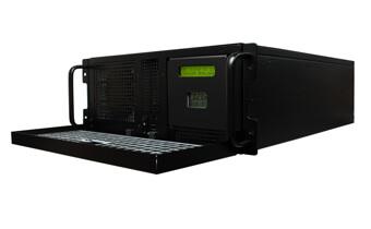 Ce qui est inclus avec le serveur NTP double SNRC 8000