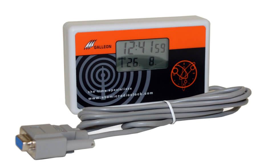 Server Atomic Radio Time Receiver Ac 700 Msf Galleon
