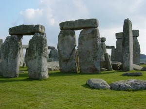 Stonehenge--ancient timekeeping