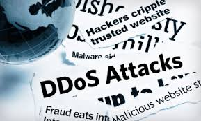 Network Time Protocol DDOS-attacker